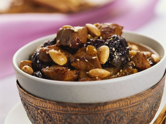 North African Meat Casserole