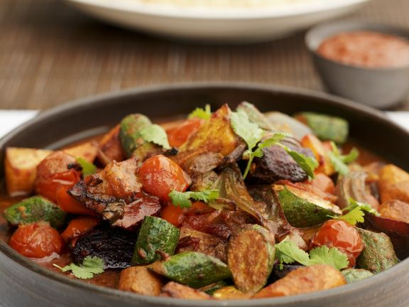 North Africa Vegetable Dish