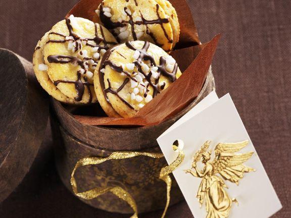 Nougat Butter Cookies