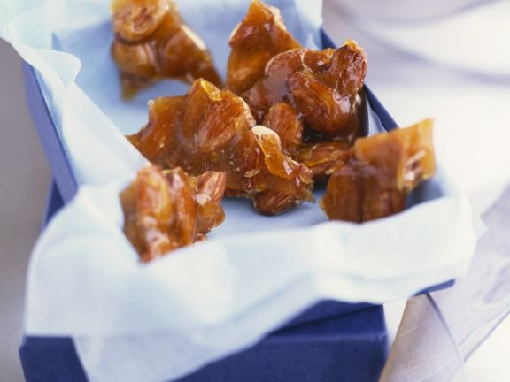 Nut Candy Brittle