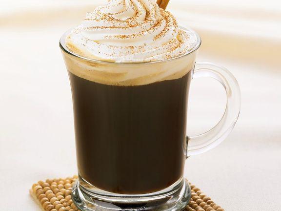 Old Fashioned Irish Coffee