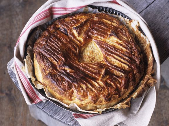 Old-fashioned Meat Pie