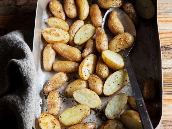 Olive Oil-roasted Potatoes