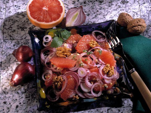 Onion-grapefruit Salad