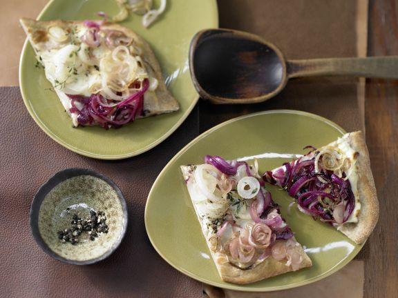 Onion-Thyme Tart