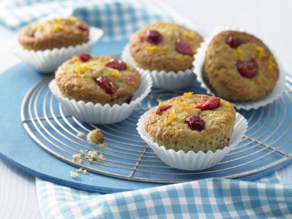 Orange Rye Muffins