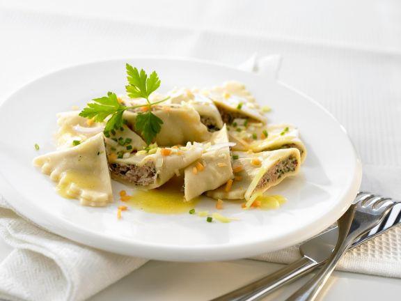 Palmeni (Russian  Style Dumplings)