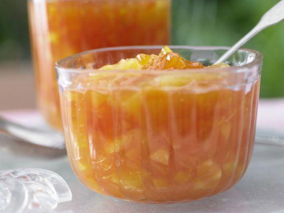 Papaya Orange Marmalade