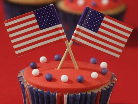 Patriotic American Cakes