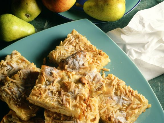 Pear and Apple Cake