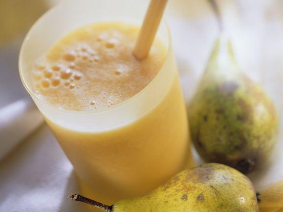 Pear and Orange Juice