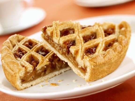 Pecan Lattice Pie