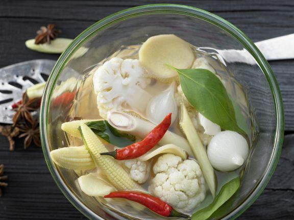 Pickled Cauliflower