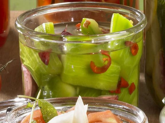 Pickled Celery