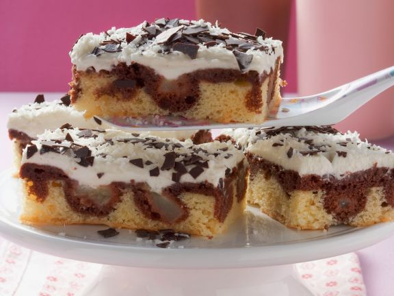 Pineapple Chocolate Cake