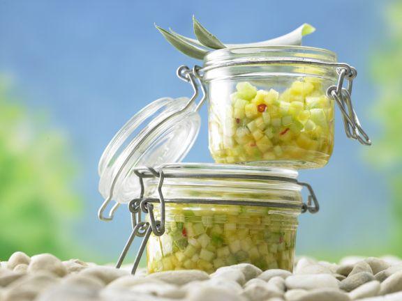 Pineapple-Cucumber Salsa recipe | Eat Smarter USA