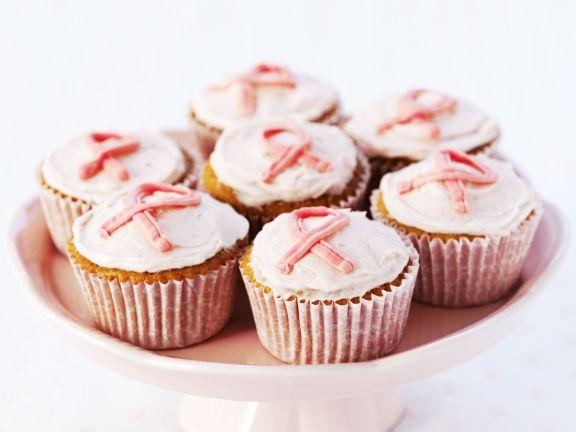Pink Ribbon Muffins