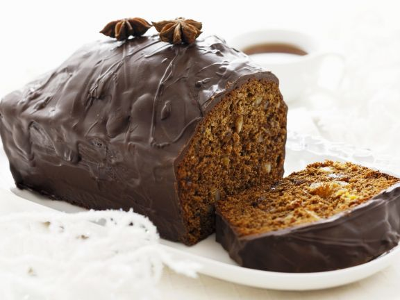 Polish Style Spice Cake with Honey