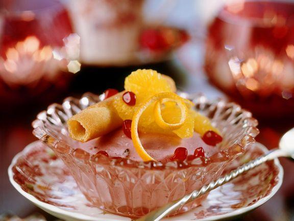 Pomegranate Foam