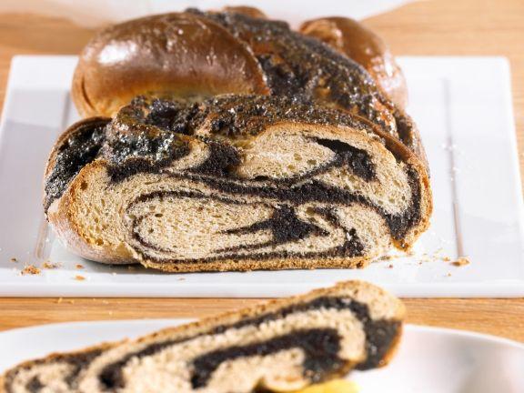 Braided Poppy Seed Bread