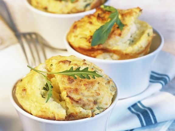 Potato and Arugula Shuffle