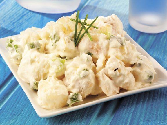 Potato Salad with Yogurt Dressing