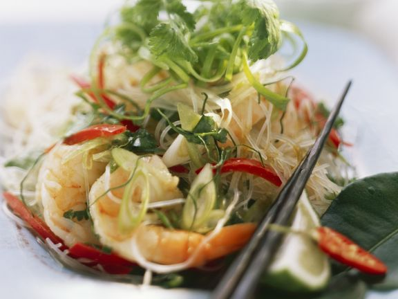 Prawn and Chilli Nooldes