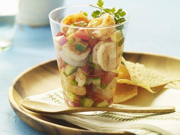 Prawn Appetiser Cups