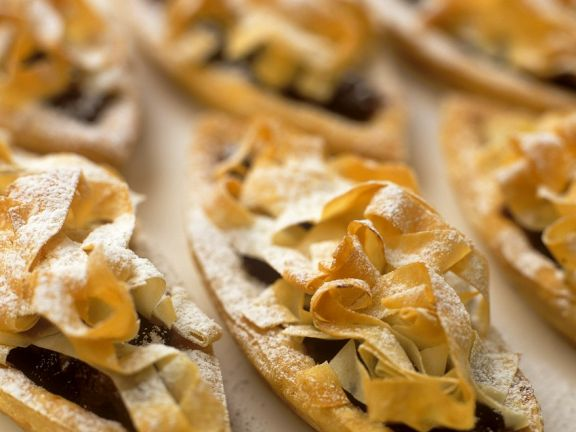 Puff Pastry with Mincemeat