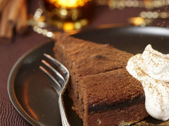 Quick and Easy Chocolate Torte Cake