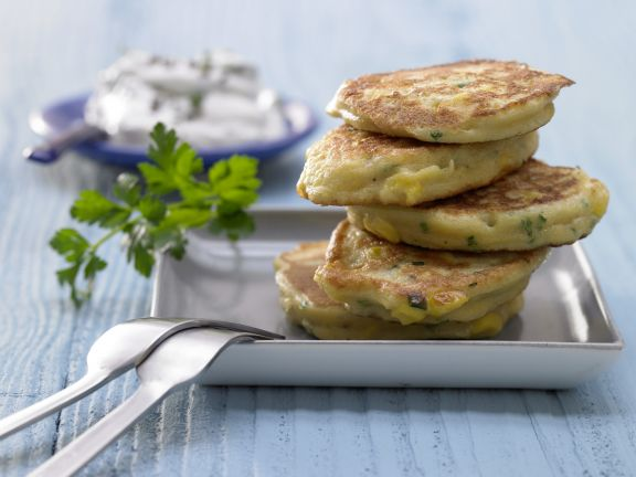 Quick Corn Fritters