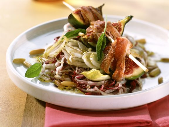 Radicchio and Endive Salad