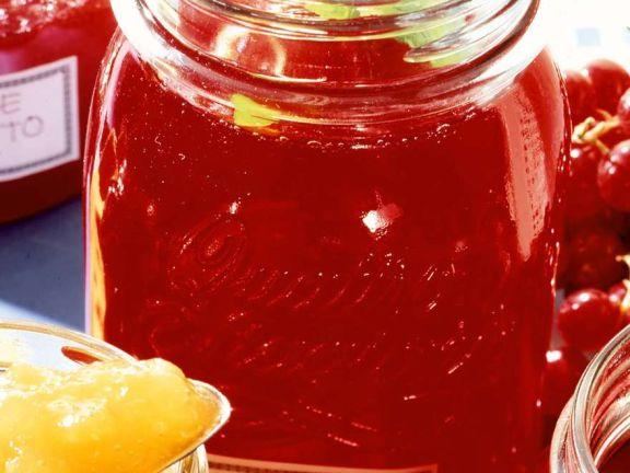 Raspberry Mint Jelly