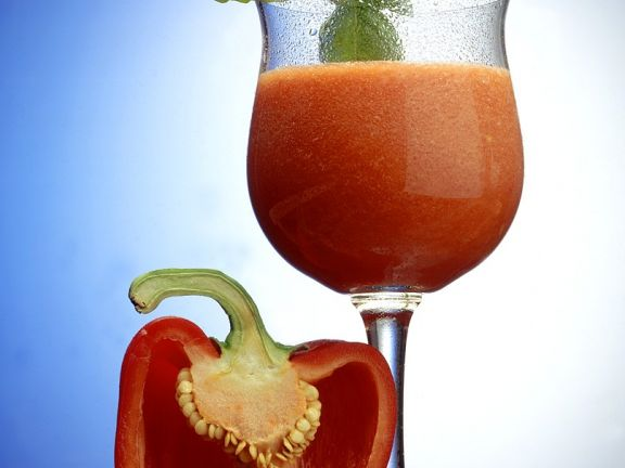 Red Pepper Smoothie