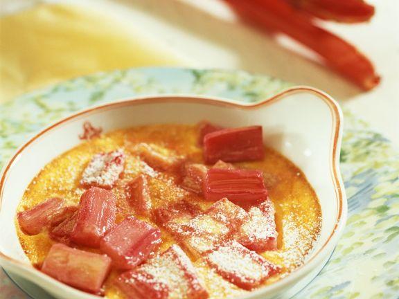 Rhubarb Casserole