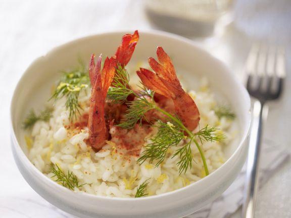 Rice and Shellfish Stew