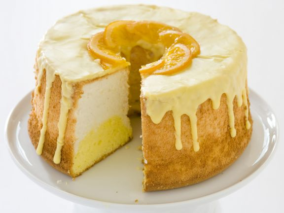 Ring Cake with Citrus Glaze