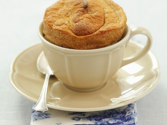 Risen Teacup Pudding