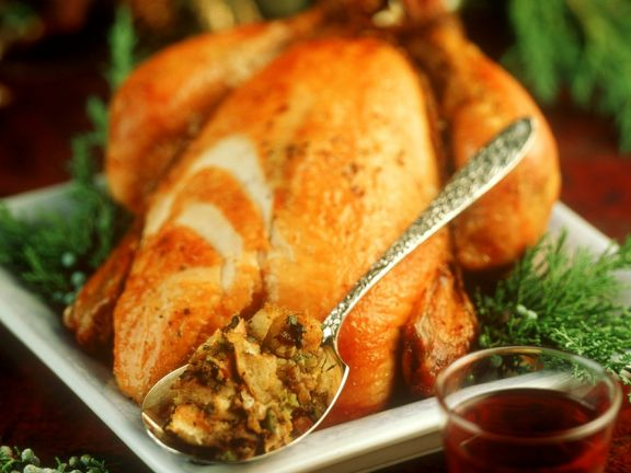 Roast Stuffed Turkey