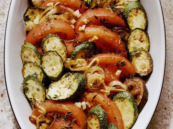 Rustic Vegetable Bake