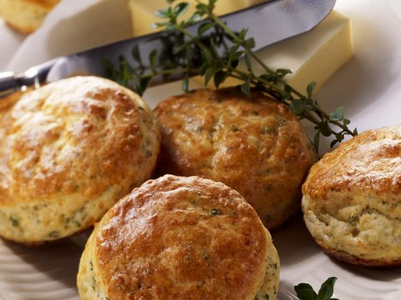 Savory Herb Biscuits
