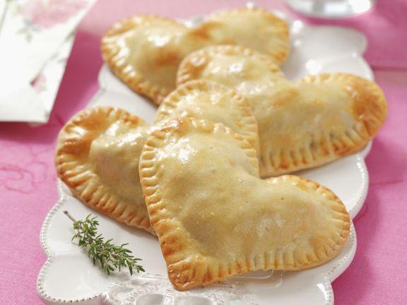 Polish Savoury Hearts