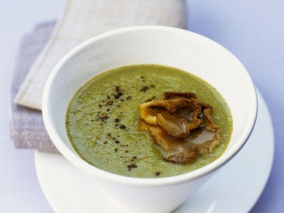 Savoury Broccoli Soup