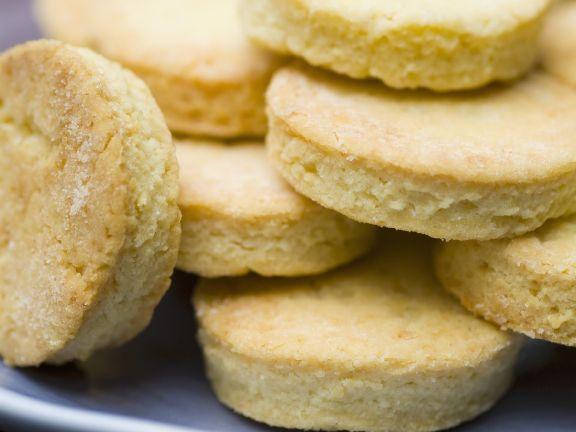 Scotch Butter Biscuits