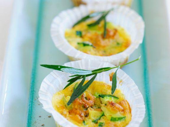 Shrimp Muffins