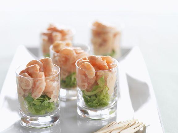 Shrimp Salad Appetizer
