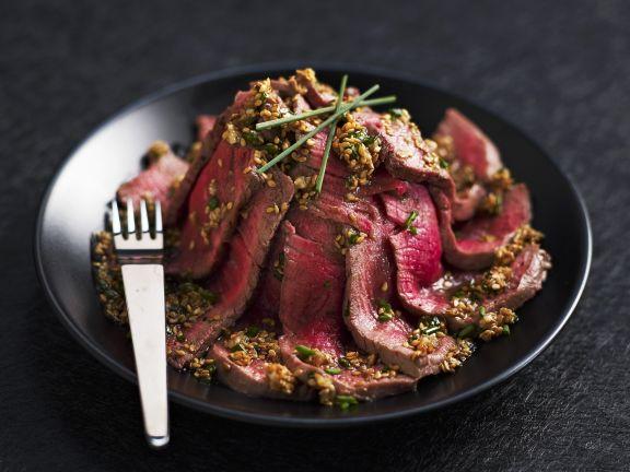 Sliced Oriental Beef