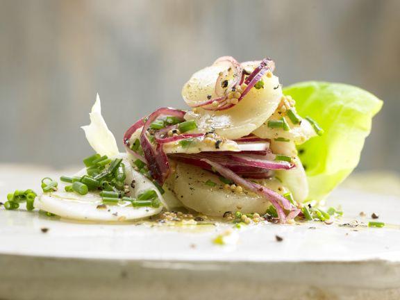Smarter Limburger Cheese Salad