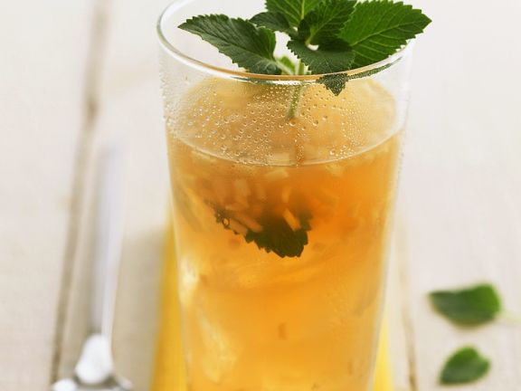 Soothing Citrus Cooler