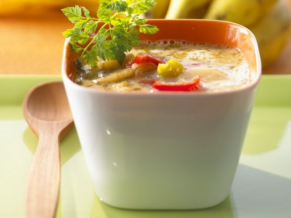 South-east Asian Fruity Soup